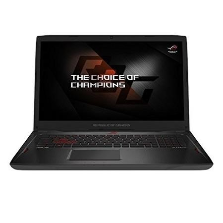 A1/90NB0FV1-M03240 Refurbished ASUS ROG GL702ZC-GC098T Strix AMD Ryzen 5 1600 8GB 1TB & 256GB  Radeon RX 580  17.3 Inch Windows 10 Laptop