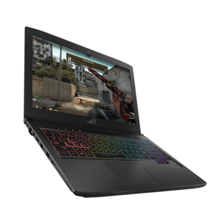 A1/90NB0GL1-M01580 Refurbished Asus ROG Strix Scar Edition Core i7-7700HQ 16GB 1TB + 256GB SSD GeForce GTX 1060 6GB 17.