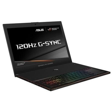 A1/90NB0H11-M00870 Refurbished ASUS ROG Zephyrus GX501VS-GZ058T Core i7-7700HQ 16GB 512GB GeForce GTX 1070 15.6 Inch Windows 10 Laptop