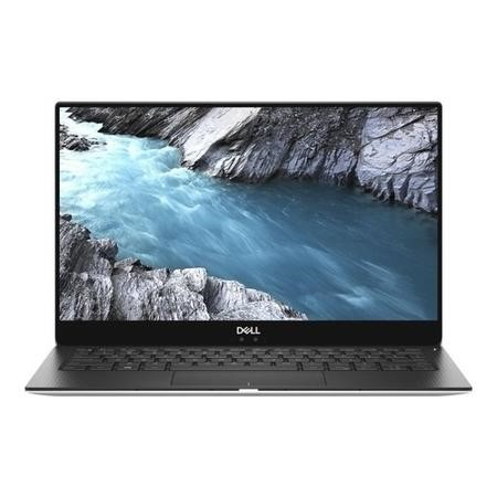 A1/9360-0360 Refurbished Dell XPS 13 Core i7-8550U 16GB 512GB 13.3 Inch Touchscreen 2 in 1 Windows 10 Laptop in Silver - German Keyboard