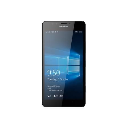 A1/A00026066 Refurbshed Microsoft Lumia 950 5.2IN 6-Core 32GB Black Windows 10