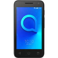 "Grade A Alcatel U3 3G Black 4"" 4GB 3G Unlocked & SIM Free"