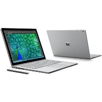 Refurbished Microsoft Surface Book 1514 Core i5-6300U 8GB 128GB 13.5 Inch Windows 10 Convertible Laptop