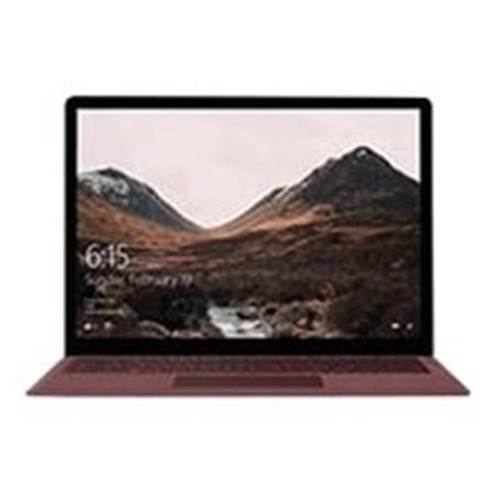 A2/DAG-00063 Refurbished Microsoft Surface Core i5-7200U 8GB 256GB 13.5 Inch Windows 10 S Touchscreen Laptop in Burgundy