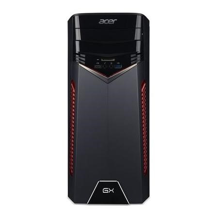 A1/DG.B88EK.015 Refurbished Acer GX-781 Core i5 7400 8GB 1TB + 256GB GTX 1060 Windows 10 Gaming Desktop