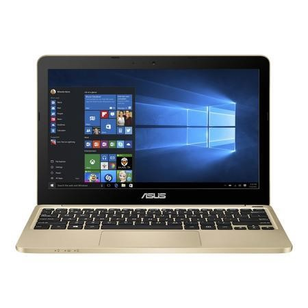 "A1/E200HA-FD0043TS Refurbished Asus E200HA 11.6"" Intel Atom X5-Z8350 2GB 32GB Windows 10 Laptop in Gold"