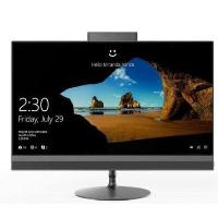 Refurbished Lenovo 520-22IKU Core i3-7020U 4GB 1TB 21.5 Inch All-in-One PC in Black