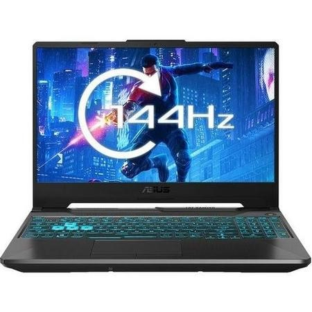 Refurbished ASUS TUF Ryzen 7 4800H 8GB 512GB GTX 1660Ti 15.6 Inch Windows 10 Gaming Laptop