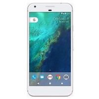 "Google Pixel XL Very Silver 5.5"" 32GB 4G Unlocked & SIM Free - USB Only"