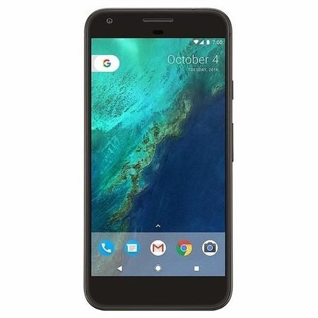 "A1/G-2PW4100/32BLK Refurbished Google Pixel Quite Black 5"" 32GB Unlocked & SIM Free"