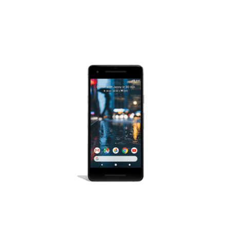 "Grade A Google Pixel 2 Just Black 5"" 64GB 4G Unlocked & SIM Free"