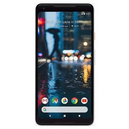 "Grade A3 Google Pixel 2 XL Black & White 6"" 128GB 4G Unlocked & SIM Free"