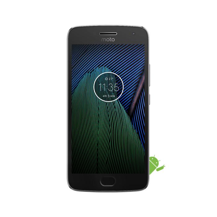 3407f05c66 Grade A Motorola G5 Plus Grey 5.2