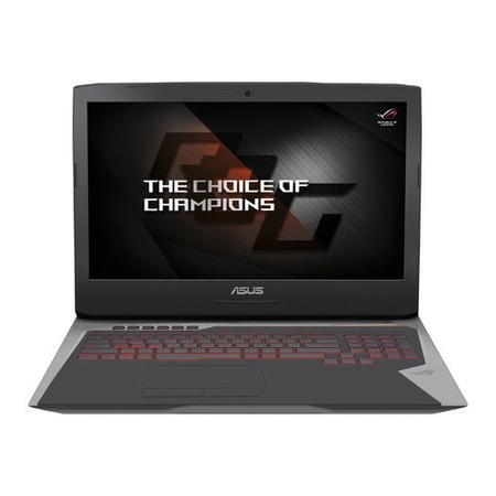 A1/G752VS-BA270T Refurbished ASUS ROG G752VS Core i7-7820HK 32GB 512GB & 1TB 17.3 Inch GeForce GTX 1070 Windows 10 Gaming Laptop