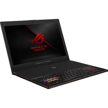 Refurbished ASUS ROG Zephyrus GX501 Core i7-8750H 16GB 1TB GeForce GTX 1080 15.6 Inch Windows 10 Gaming Laptop