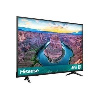 "Refurbished Hisense 58"" 4K Ultra HD with HDR LED Freeview Play Smart TV"