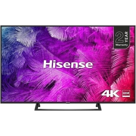"Refurbished Hisense 65"" 4K Ultra HD with HDR LED Freeview Play Smart TV without Stand"