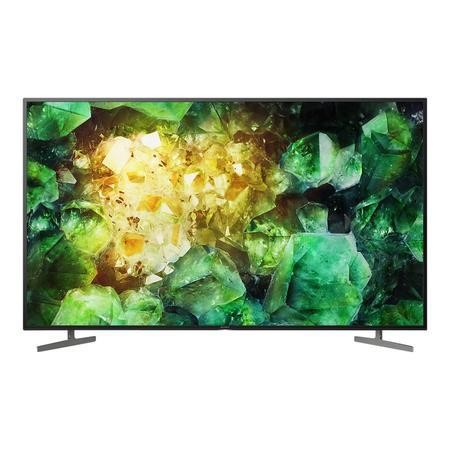 "Refurbished Sony 65"" 4K Ultra HD with HDR LED Freeview HD Smart TV"