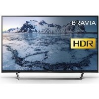 "Refurbished Sony Bravia 40"" 1080p Full HD with HDR LED Smart TV"