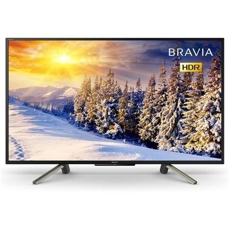 "Refurbished Sony Bravia 50"" 1080p Full HD with HDR10 LED Smart TV"