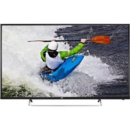 "GRADE A1 - JVC LT-40C550 40"" Full HD LED TV with 1 Year Warranty"