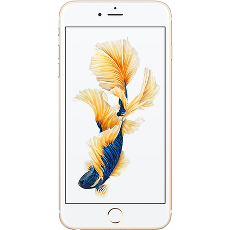 "Grade A Apple iPhone 6s Plus Gold 5.5"" 32GB 4G Unlocked & SIM Free"