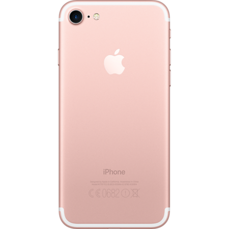 "Grade A Apple iPhone 7 Rose Gold 4.7"" 32GB 4G Unlocked & SIM Free"