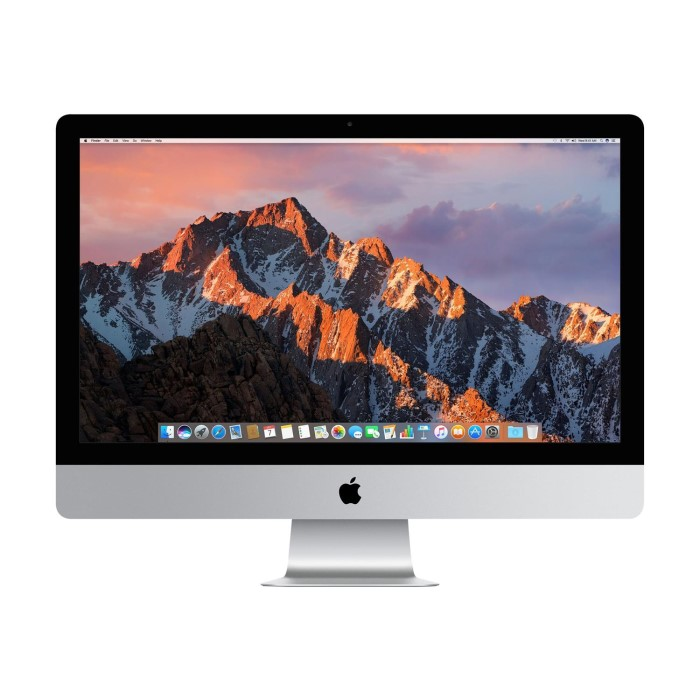 e5f5844b1 Apple iMac Core i5 8GB 1TB 21.5