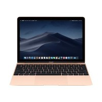 Refurbished Apple MacBook Core M3 8GB 256GB 12 Inch Laptop in Gold