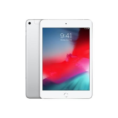Refurbished Apple iPad Mini 5 64GB Cellular 7.9 Inch Tablet in Silver