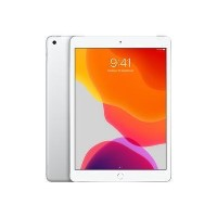 Apple iPad 2019 WiFi 32GB 10.2 Inch Tablet - Silver