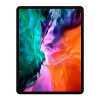Refurbished Apple iPad Pro 128GB Cellular 12.9 Inch Tablet - 2020