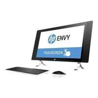 "Refurbished HP Envy 27-p099na 27"" Intel Core i7-6700T 16GB 2TB + 128GB SSD Radon R9 Graphics Windows 10 All in One"
