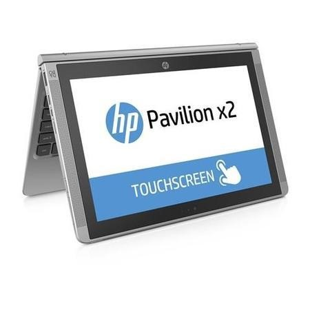 "A1/N9Q58EA Refurbished HP Pavilion x2 10-n100na 10.1"" Intel Atom Z3736F 1.33GHz 2GB 32GB Windows 10 Touchscreen Convertible Laptop in Silver"