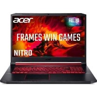 Refurbished Acer Nitro 5 Core i5-9300H 8GB 256GB GTX 1650 17.3 Inch Windows 10 Gaming Laptop