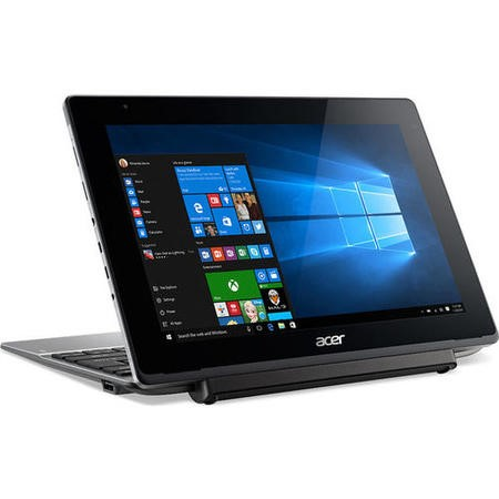 "A1/NT.G62EK.001 Refurbished Acer Aspire Switch 10V 10.1"" Intel Atom X5-18300 1.44GHz 2GB 64GB Windows 10 Touchscreen Convertible Laptop"