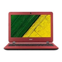 Refurbished Acer Aspire ES 11 Intel Celeron N3350 2GB 32GB 11.6 Inch Windows 10 Laptop Red