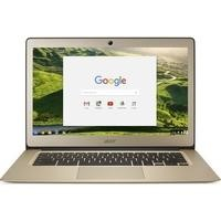 Refurbished Acer 14 CB3-431 Intel Celeron N3060 2GB 32GB 14 Inch Chrome OS Chromebook in Gold