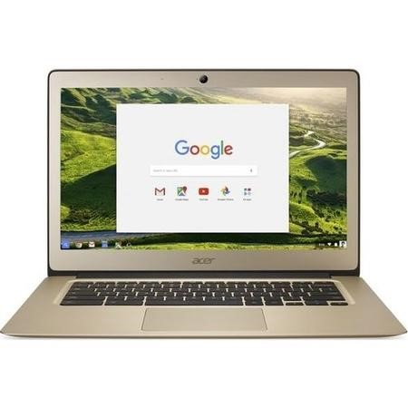 A1/NX.GJEEK.007 Refurbished Acer 14 CB3-431 Intel Celeron N3060 2GB 32GB 14 Inch Chrome OS Chromebook in Gold