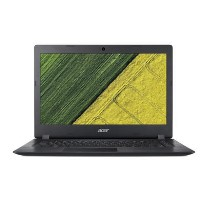 Refurbished Acer Aspire 3 Core i3-7020U 4GB 1TB 15.6 Inch Windows 10 Laptop in Black