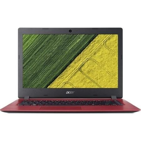 Refurbished Acer Aspire 1 A114-31 Intel Celeron N3350 4GB 32GB 14 Inch Windows 10 Laptop in Red
