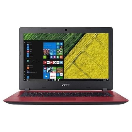 "Refurbished Acer A315-31 15.6"" Intel Celeron 4GB 1TB Windows 10 Laptop in Red"