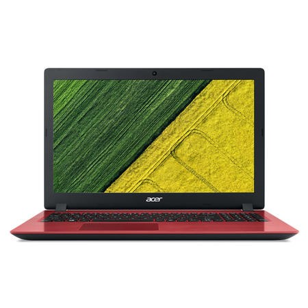 Refurbished Acer Aspire A315-51 Core i3-6006U 4GB 1TB 15.6 Inch Windows 10 Laptop in Red