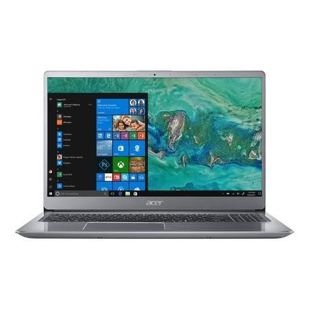 A1/NX.H1MEK.002 Refurbished ACER SWIFT 3 SF15-52-30DU Core i5-8250U 8GB 1TB & 16GB Intel Optane 15.6 Inch Windows 10 Laptop