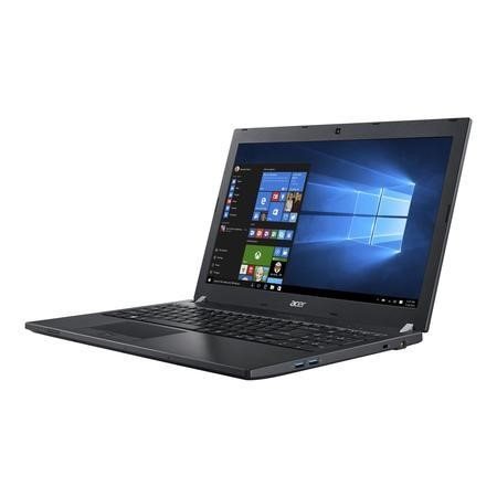 Refurbished Acer TravelMate P658 Core i7-6500U 8GB 256GB 15.6 Inch Windows 10 Professional Laptop