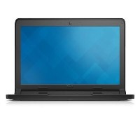 Refurbished Dell P22T001 Celeron N2840 2GB 16GB 11.6 Inch Chromebook in Black