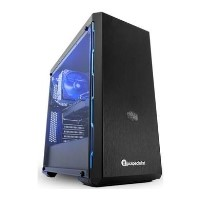 Refurbished PC Specialist Core i7-8700 16GB 3TB & 256GB GTX 1080 Windows 10 Gaming Desktop PC