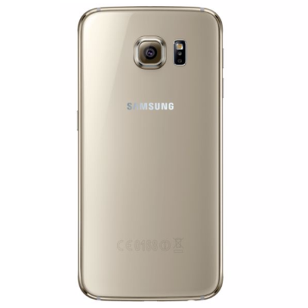 "Samsung Galaxy S6 Gold 5.1"" 32GB 4G Unlocked & SIM Free"