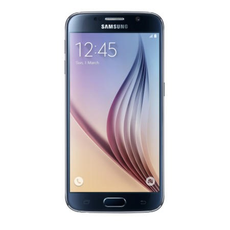 A1/SM-G920FZKABTU Refurbished Samsung Galaxy S6 Black Sapphire 32GB 16MP
