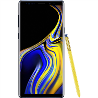 "Grade A1 Samsung Galaxy Note 9 Ocean Blue 6.4"" 128GB 4G Unlocked & SIM Free"